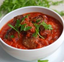 Rajčato-papriková omáčka