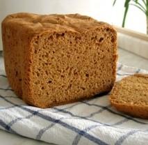 Test bezlepkové směsi na chleba Rustikální