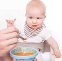 Začátek příkrmů ve výživě dětí